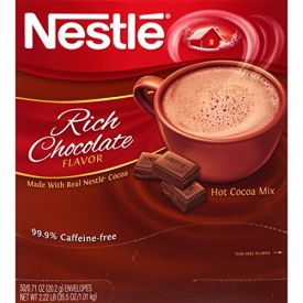 Nestle Rich Chocolate Hot Cocoa Mix