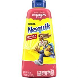 Nesquik Strawberry Syrup 22oz.