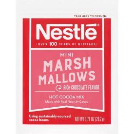 Nestle Hot Cocoa Mix w/Marshmallows .71oz.