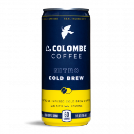 La Colombe Nitro Cold Brew Shandy with Lemonade 9oz.