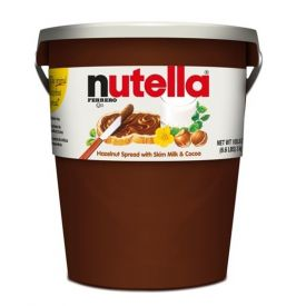 Nutella Pail 6.6lbs