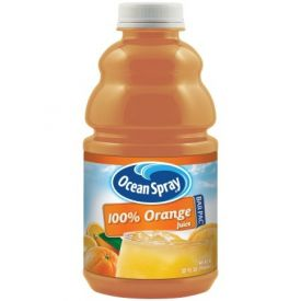 Ocean Spray Orange Juice 32oz.