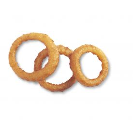 McCain® Beer Battered Onion Rings -2.5lbs