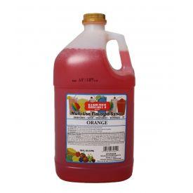 Hartley's Orange Multi-Use Syrup 1 Gallon