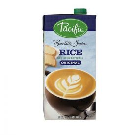 Pacific Foods Original Barista Series Rice Milk 32oz.