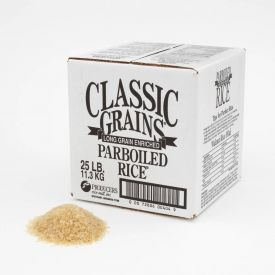 Classic Grains Parboiled Rice 25lb
