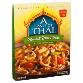 A Taste of Thai Peanut Sauce Mix 3.5oz.