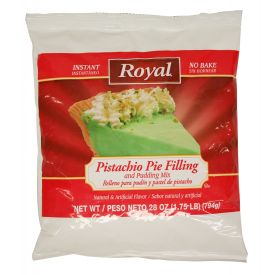 Royal Pistachio Instant Pudding & Pie Filling 28oz