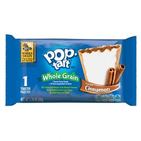 Kellogg's® Whole Grain Frosted Cinnamon Pop-Tarts Single Pack 1.76oz
