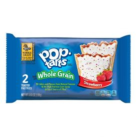 Kellogg's® Whole Grain Frosted Strawberry Pop-Tarts 2-count 3.53oz.
