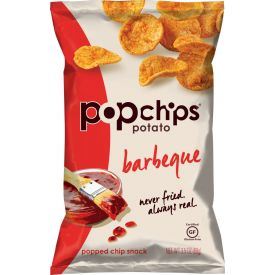 Popchips BBQ Flavored Potato Chips 3.5oz