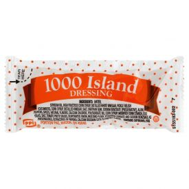 Portion Pac 1000 Island Dressing - 12gm