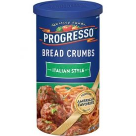 Progresso Italian Bread Crumbs 15oz.