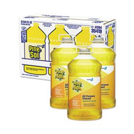 Pine-Sol All-Purpose Lemon Cleaner 144oz