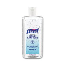 Purell Advanced Gel Hand Sanitizer Clean Scent 1 Liter