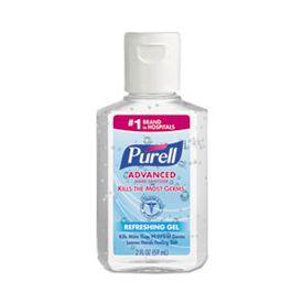 Purell Advanced Gel Hand Sanitizer Clean Scent 2 oz.