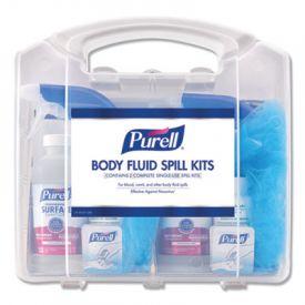 Purell Body Fluid Spill Kit 11.88