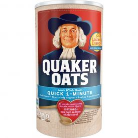 Quaker Oats Quick Oatmeal 18oz.