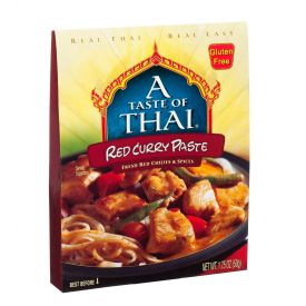 A Taste of Thai Red Curry Base 1.75oz.