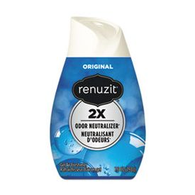 Renuzit® Adjustables Air Freshener, Unscented, Solid, 7 oz