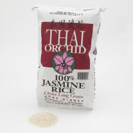Thai Orchid Jasmine Rice 25lb