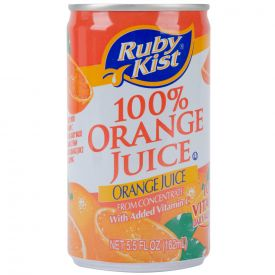 Ruby Kist Orange Juice 5.5oz