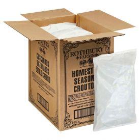 Rothbury Farms Homestyle Seasoned Croutons 2.25lb.