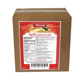 Royal Vanilla Instant Pudding Mix 45lbs.