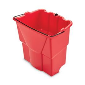 Rubbermaid® WaveBrake 2.0 Dirty Water Bucket, 18-Qt