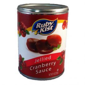 Ruby Kist Jellied Cranberry Sauce 14oz