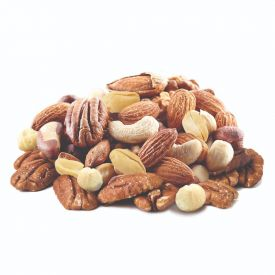 Azar Nut Oil Roasted Salted Mixed Nuts with Peanuts 2.38lb.