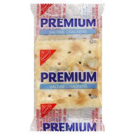 Nabisco Premium Crackers Saltines 0.2oz.