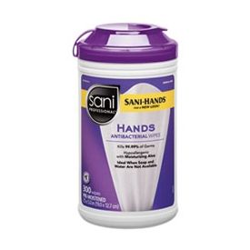 Sani-Hands Instant Hand Sanitizing Wipe