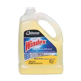 Windex Multi-Surface Disinfectant Sanitizer 128oz.