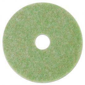 3M TopLine Autoscrubber Pads 5000, 13-Inch, Sea Green