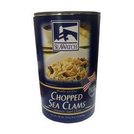 Sea Watch Chopped Sea Clams 51oz.