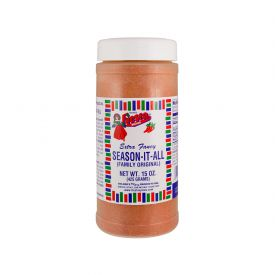 Bolner's Fiesta Season It All Case 15oz Containers