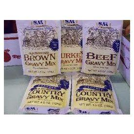 Southeastern Mills Peppered Gravy Mix 1.5oz