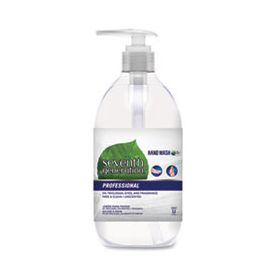 Seventh Generation® Professional Hand Wash Unscented 12oz. pump