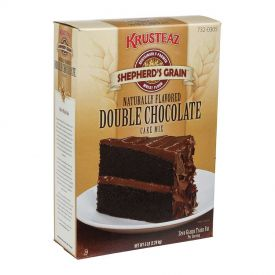 Krusteaz Shepherd's Grain Double Chocolate Cake Mix 5lb.