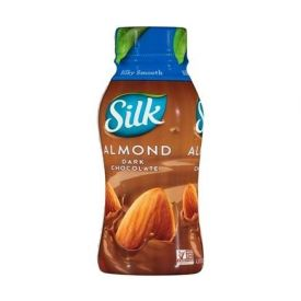 Silk Aseptic Dark Chocolate Almond Milk 10oz.