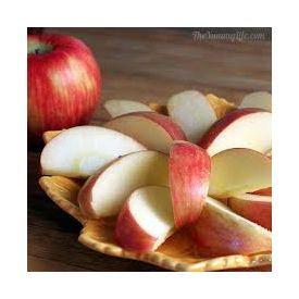 Premium Sliced Apples #10