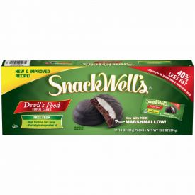 SnackWell's Devil's Food Cookie Cakes 1.1oz