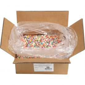 Candy Rainbow Sprinkles 10lbs.