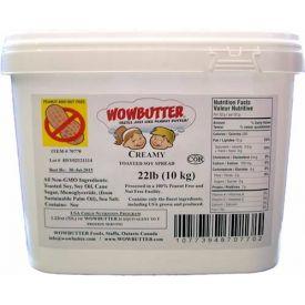 WOWBUTTER  Peanut Butter Substitute 22 lb.