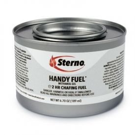 Sterno Gel Chafing Fuel, 2-Hour Burn
