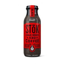 SToK Cold Brew Iced Coffee Black 13.7oz