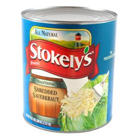 Stokley Fancy Sauerkraut #10
