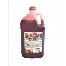 Hartley's Strawberry Multi-Use Syrup 1 Gallon