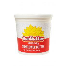 Sunbutter Sunflower Seed Creamy Spread 5lb.